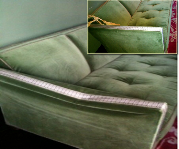 Ordinaire Sofa Restoration